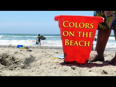 learning-colors-on-the-beach---children's-educational-video