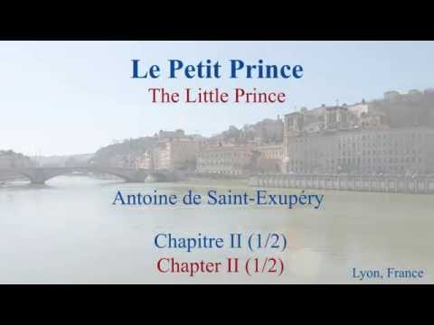 French Philosophical Novel - Le Petit Prince by St Exupery - Chapitre 2 (1/2)