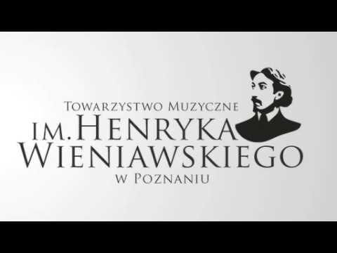 Henryk Wieniawski L'École moderne. Études-Caprices op. 10 nr 3 L'etude Piotr Pławner - violin