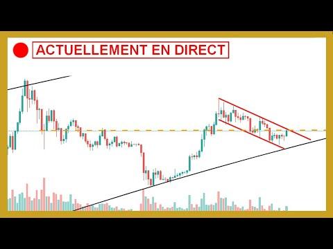 🔴 Cours Du Bitcoin En Direct [LIVE]