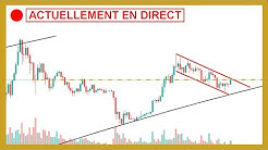 🔴 Cours du Bitcoin en direct [LIVE]