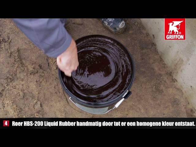 Griffon HBS-200 Liquid Rubber