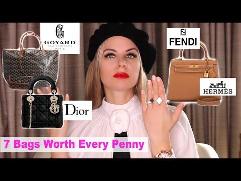 7 Timeless Handbags Worth The High Price