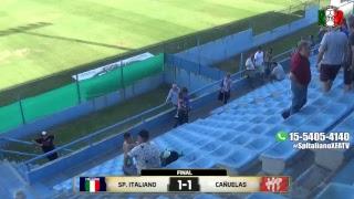 Sportivo Italiano vs Cañuelas full match