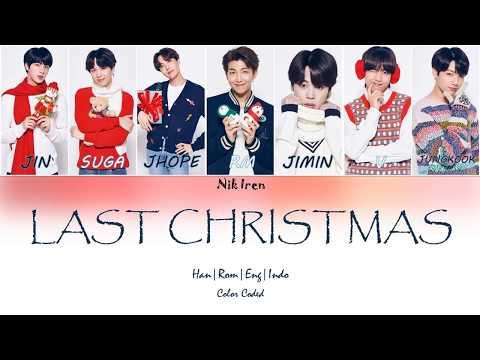 BTS - Last Christmas ( Sub Indo )