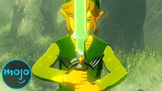 TOP 10 Waffen in LEGEND OF ZELDA