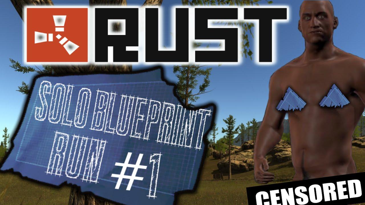Rust solo blueprint run part 1 youtube rust solo blueprint run part 1 malvernweather Image collections