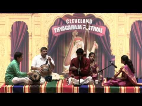 S Adithyanarayanan cleveland 2016 concert