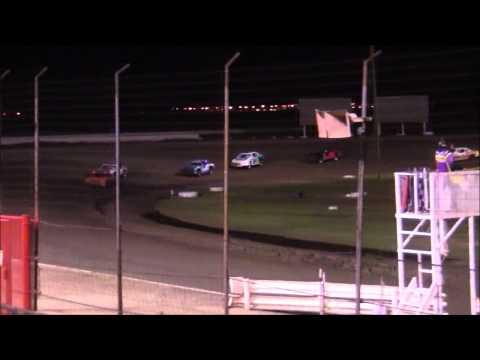 IMCA I Stocks @ Lubbock Speedway 4-17-15
