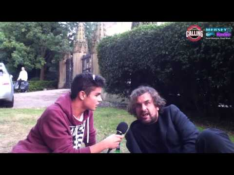 Reverend and The Makers Interview - Liverpool Calling