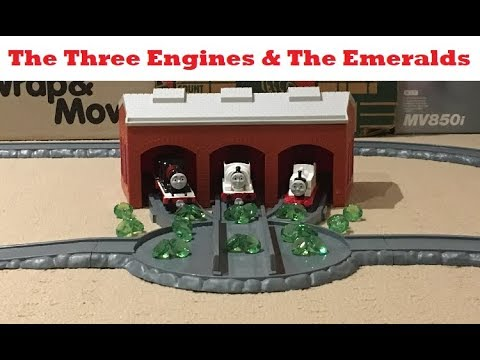 The Three Engines & The Emeralds