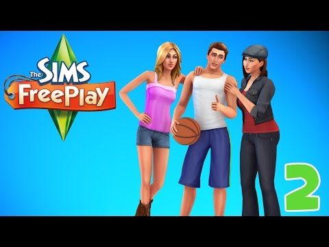 Ladies Man!! Sims FreePlay Ep.2