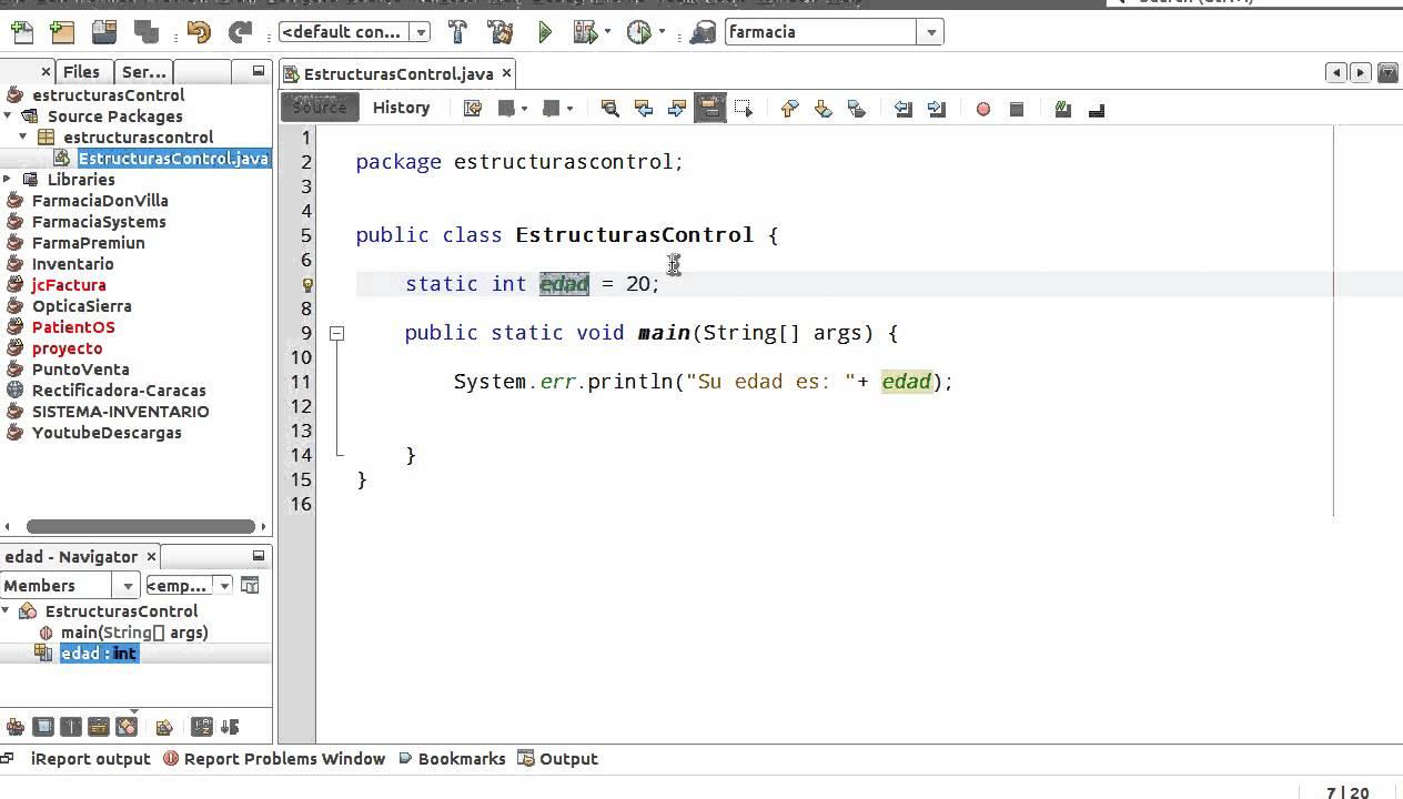 Estructuras De Control If Else En El Lenguaje Java