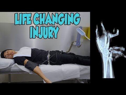 RUSHED TO THE HOSPITAL IN AUSTRALIA *PAINFUL*