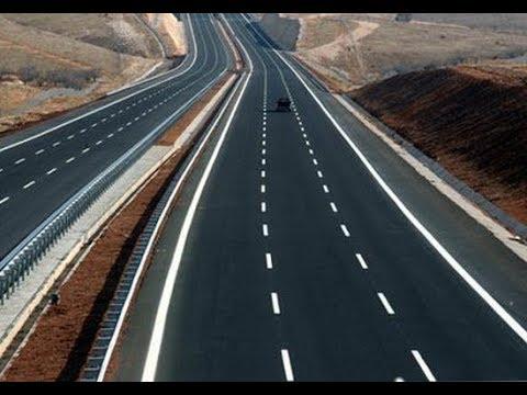 Auto Route (Douala-Yaoundé) Cameroun 2018