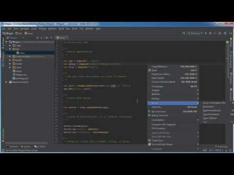 Node.js Tutorial for Beginners - 16 - Express