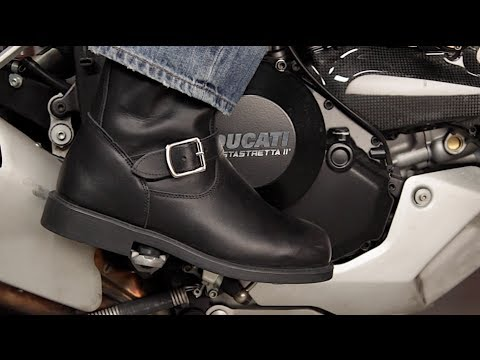 TCX Heritage Waterproof Boots Review: For Motorcycle Touring
