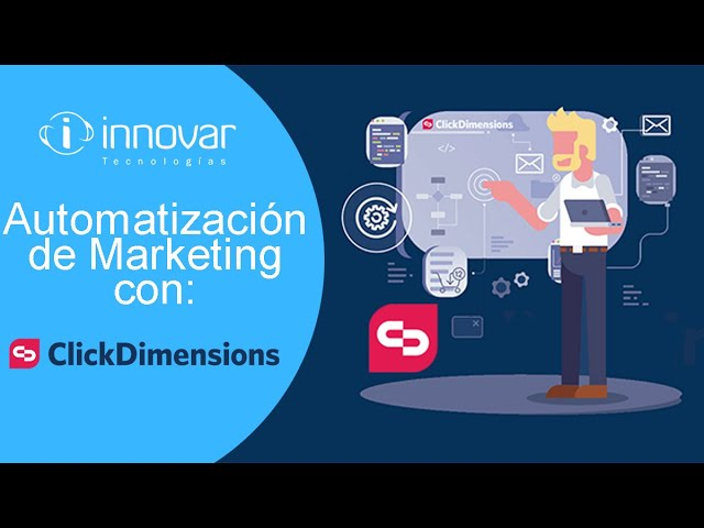 Automatización de Marketing con ClickDimensions