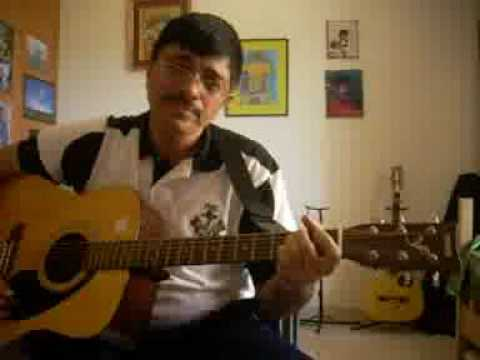 Sandhana Thenral ARR Guitar Chords Tamil Song Lesson by Suresh