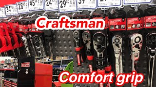 New Craftsman Sockets, Ratchets, Torque wrenches and Impact bit sets keep rolling in at Lowe's