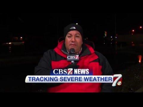 4:30 AM Web Weather Update - CBS 7 News