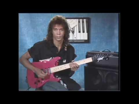 GREG HOWE hot rock LICKS lesson FULL VIDEO remastered
