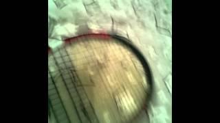 Теннисная ракетка Брата(Очень харошая., 2015-01-20T11:54:55.000Z)