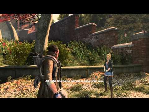 Xbox 360 Longplay [166] NeverDead (part 1 of 3)