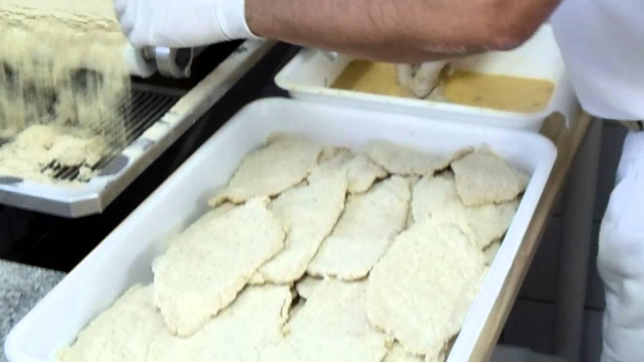 Empanadora de milanesas (carne, pollo,pescado) www