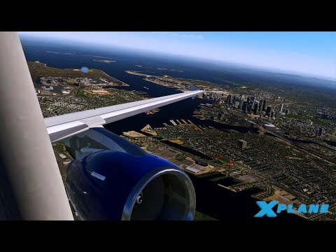 X Plane 11 | Flight Factor A320 | NEW BSS SOUND PACK