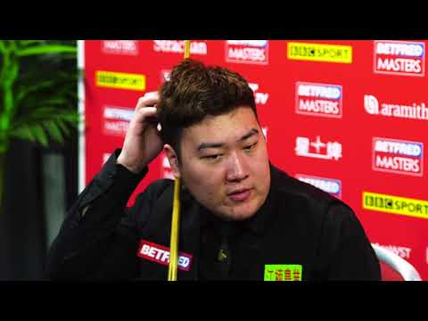 Yan Ends Bingham Defence To Reach Masters Final!