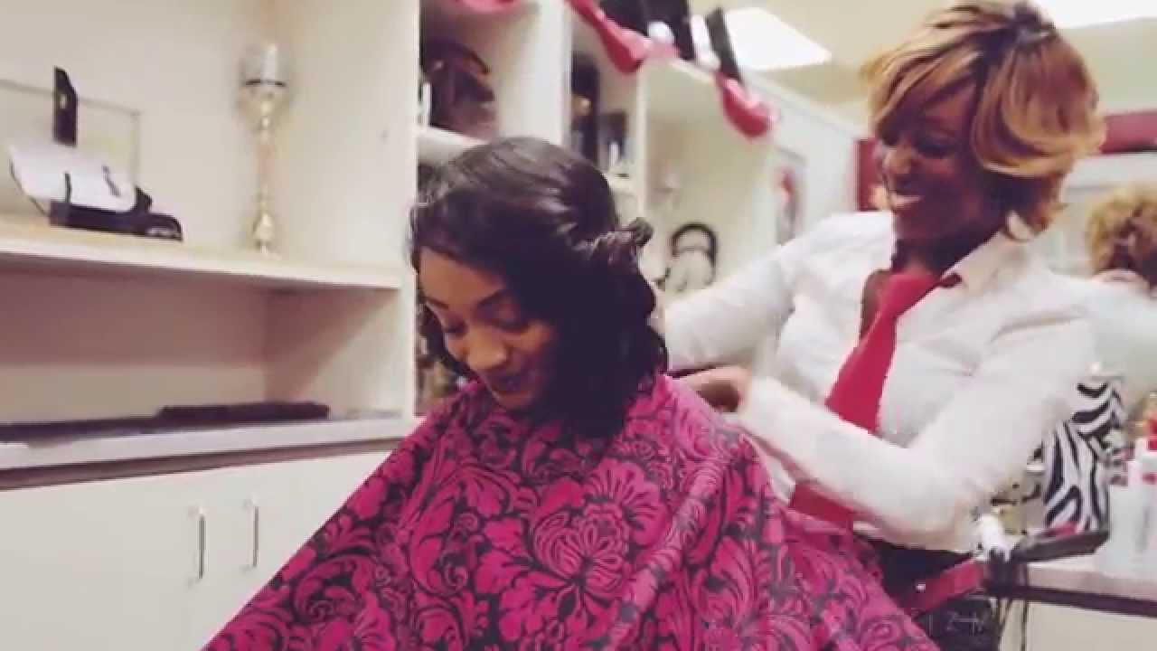 Glynn Jackson Agency Hair Styling Md Dc Derek Blanks Jenny Jones