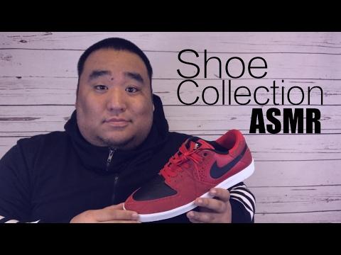 [ASMR] Shoe Collection   MattyTingles