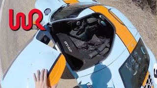 Superformance MK1 GT40 - WR TV POV Test Drive (1/2)