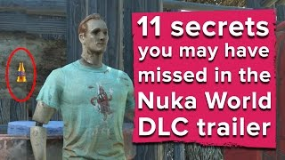 11 secrets you may have missed in the Fallout 4 Nuka World DLC trailer