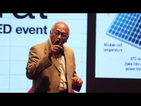 The best solution to Global Energy Crisis | Dr Srikumar Banerjee | TEDxSurat