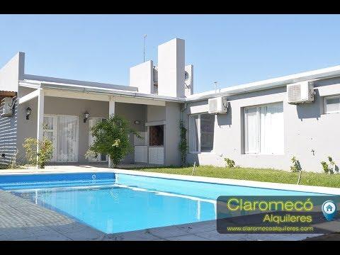 Casas Bonitas XLII - Claromeco Alquileres