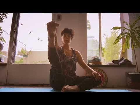 Estiramientos y preparación para la meditación