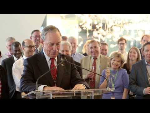 Celebrating 25 Years of News at Bloomberg