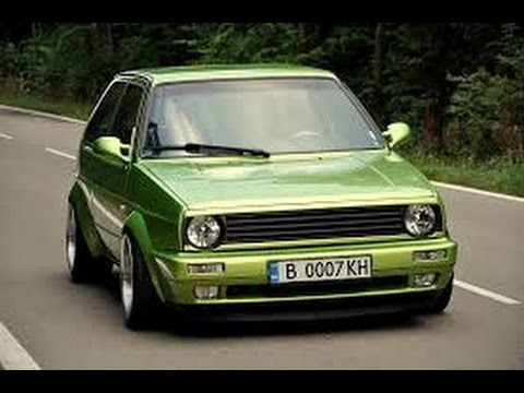 vw golf 2 vr6 turbo compilation 2016 new youtube. Black Bedroom Furniture Sets. Home Design Ideas