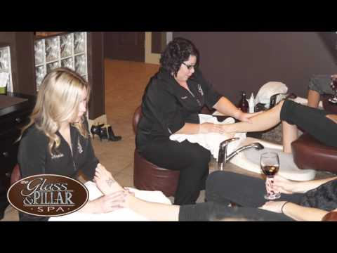 Local Business of the Month - The Glass & Pillar Spa