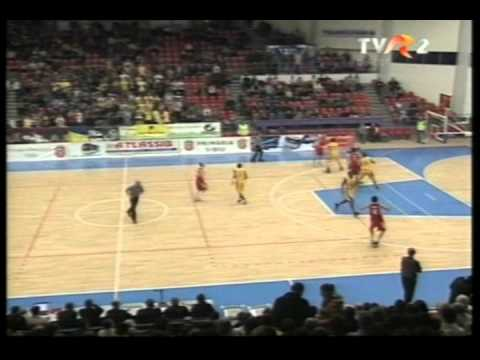 Sibiu versus Dinamo (Earl Brown)