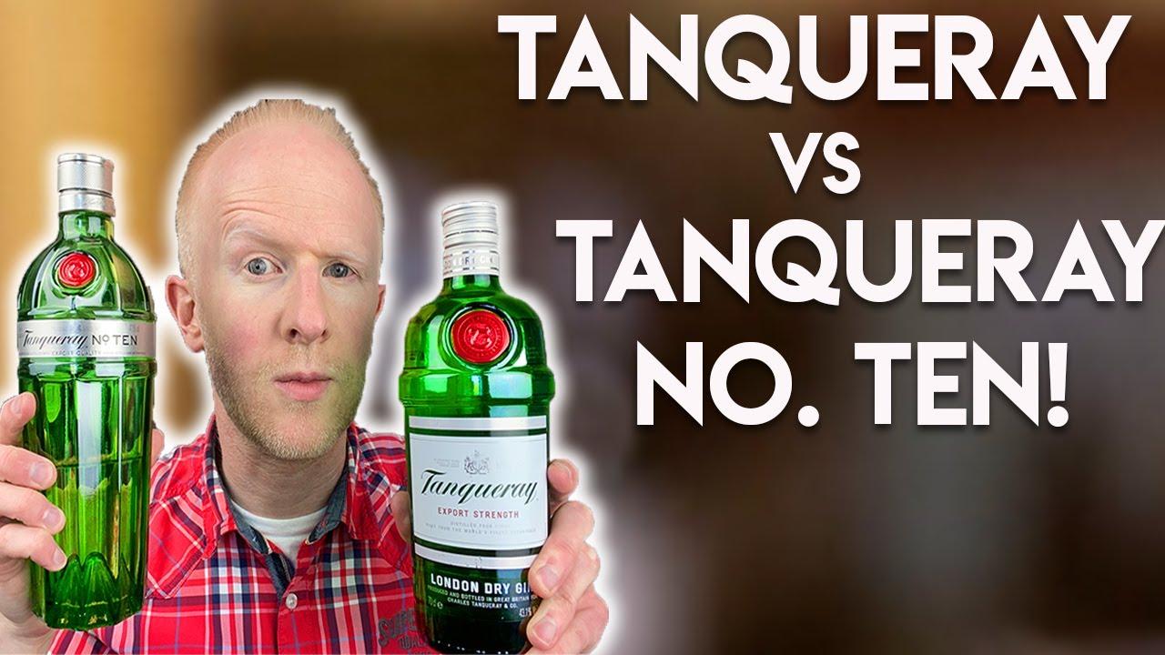 Download Tanqueray vs Tanqueray Ten!