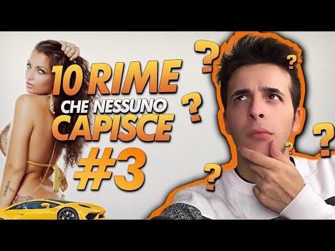 10 RIME CHE NESSUNO CAPISCE (Volume 3)