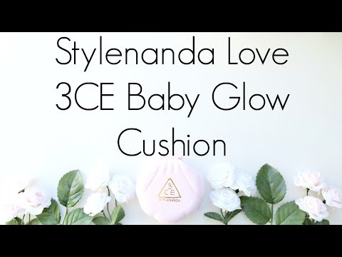 Review: Stylenanda Love 3CE Baby Glow Cushion 😍