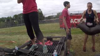 Rugged Maniac - 5K Obstacle run @ Portland International Raceway