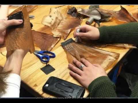 Earthcast SOS - Kombucha Textiles, Vegan Leather