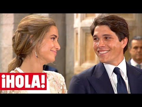 La boda de María Pombo y Pablo Castellano en HOLA.com (En directo)