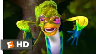 Shark Tale 2004 - Whale Washing Scene 2/10 | Movieclips
