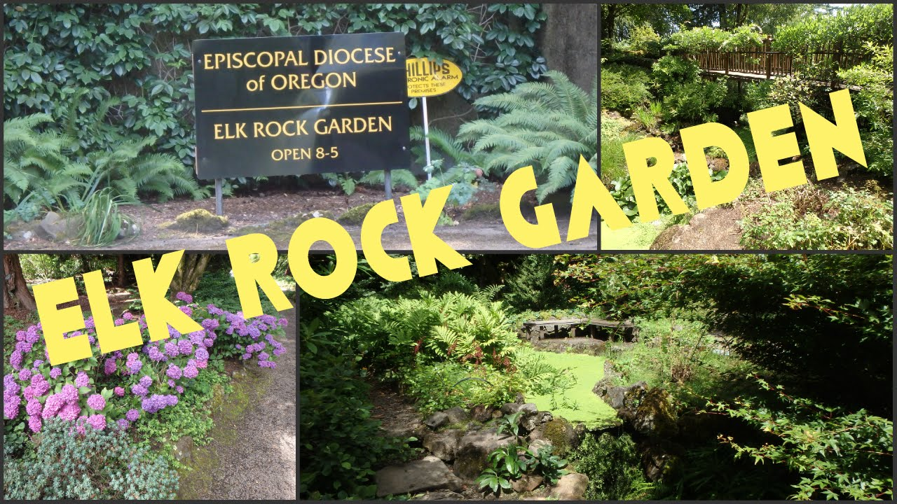 elk rock garden youtube - Elk Rock Garden